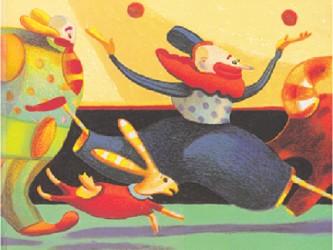 Giocoleria e Arti Circensi Scuola Montessori