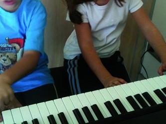 Corso Pianoforte Scuola Montessori