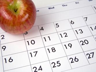 Calendario Scuola Montessori